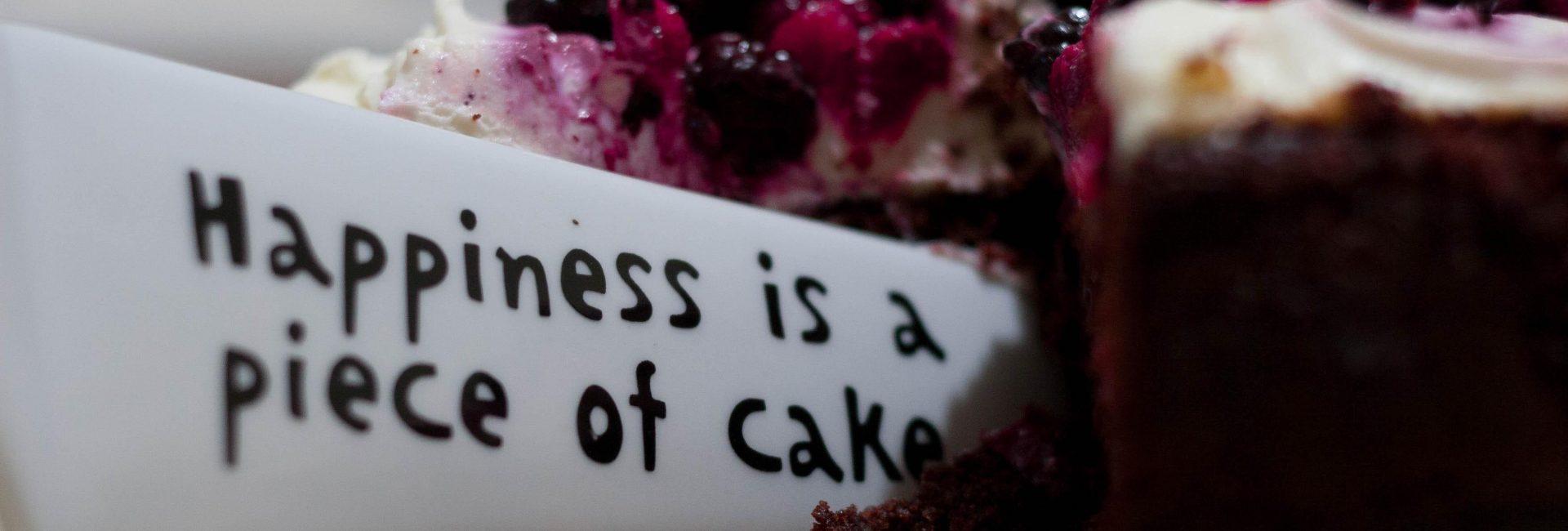 Entrepreneur Aligned Cake